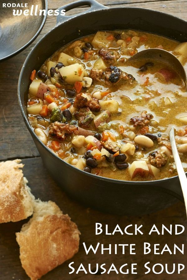 Refuel And Warm Up With This Hearty Soup Runheartfit